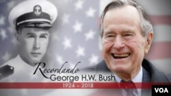 Presidente George Herbert Walker Bush
