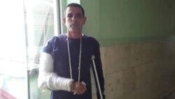 Empeora condición de Cristian Pérez Carmenate tras recibir licencia extrapenal