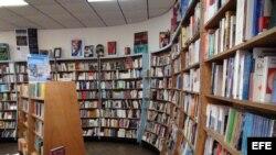 Librería La Universal en Miami, Florida.