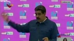 Entre apagones, Maduro asume responsabilidad de crisis económica en Venezuela
