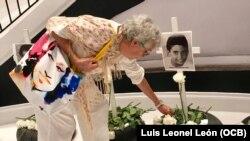 Juan Mario Gutiérrez García, uno de los 10 niños que murieron el 13 de julio de 1994 en aguas cubanas.