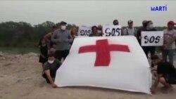 Migrantes cubanos piden auxilio a la ONU
