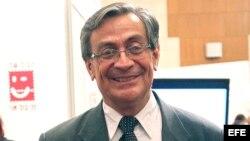 El embajador de Costa Rica en Cuba, Rodrigo Carreras.