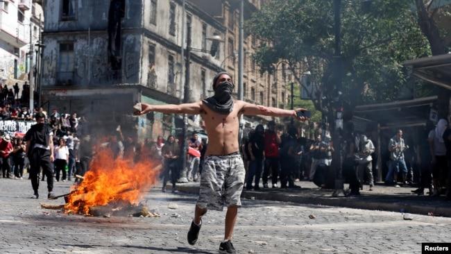 Resultado de imagen para ONU pide investigación independiente por muertes durante protestas en Chile