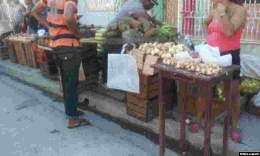 Reporta Cuba mercados Gtanamo Foto Niober García