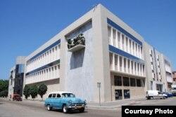 El Museo Nacional de Bellas Artes en la capital cubana