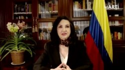 Declaraciones de la cancillería de Colombia a Cuba