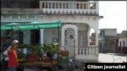 Reporta Cuba. Cuentapropistas en Colón. Foto: @ivanlibre.