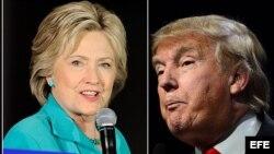 Hillary Clinton y Donald Trump, ¿quién será el próximo presidente de EEUU?