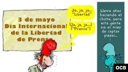 Contacto Cuba | Día Mundia de la Libertad de Prensa