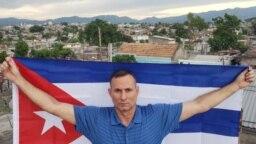 El líder de UNPACU, José Daniel Ferrer.