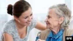 Los anticuerpos son elevados en pacientes con Alzheimer. Foto: EFE.