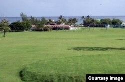 Más de 30 campos de golf se propone construir el gobierno en poco tiempo. (Foto cortesía del autor)