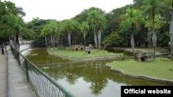 Vista del Zoológico de La Habana. Foto tomada de Tripadvisor.