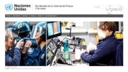 Info Martí | Hoy 3 de mayo celebramos el día mundial de la libertad de prensa