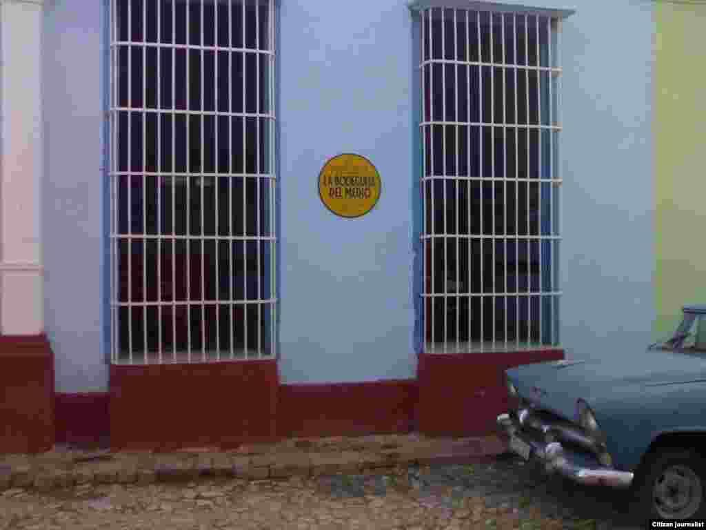Trinidad La Bodeguita del Medio.