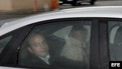 Carromero, conducido a la cárcel de Segovia