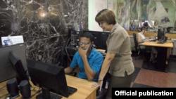 """Redacción digital de la revista """"Verde Olivo"""", de las Fuerzas Armadas y del Ministerio del Interior."""