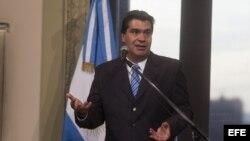 El jefe de Gabinete del Gobierno argentino, Jorge Capitanich.