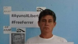 Ayuno en apoyo a Ferrer y en homenaje a víctimas del régimen