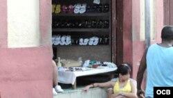 Cuentapropismo en Santiago de Cuba