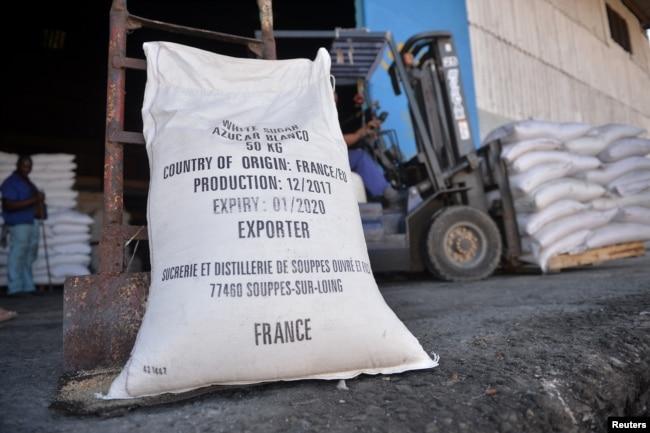 En 2018 Cuba tuvo que importar azúcar de Francia para suplir el mercado interno.