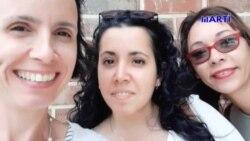 Policía cubana arresta a mujeres que piden libertad para Otero Alcántara