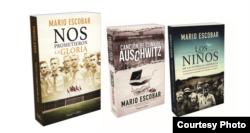 Las últimas novelas de Mario Escobar han sido publicadas por Harper Collins.