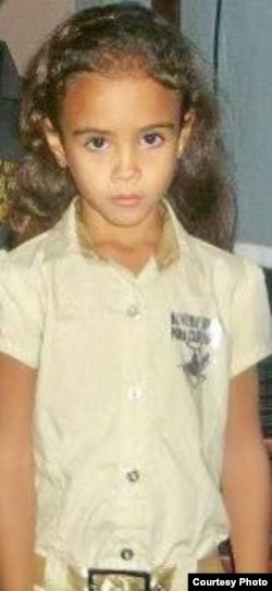 Rosalía falleció a los 11 años de edad.