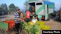 El mercado mayorista de productos del agro El Caracatey fue clausurado por las autoridades villaclareñas (Vanguardia).