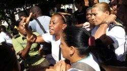 Represión contra Damas de Blanco en Cuba