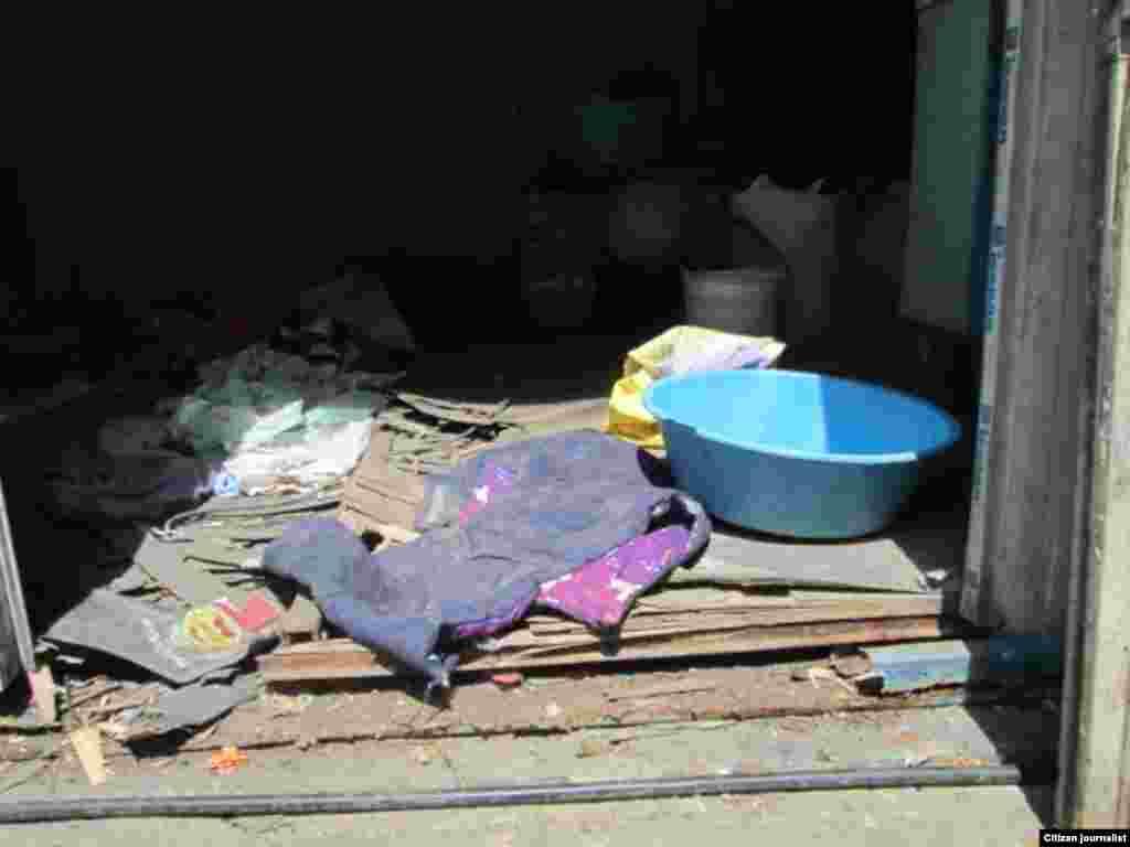 Reporta Cuba Madre desamparada Foto Carlos M Morales