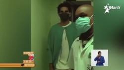 El gobierno castrista no deja que familiares de Luis Manuel Otero lo puedan visitar en el Hospital