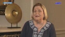 Mensaje de excongresista de EEUU Ileana Ros-Lehtinen a las mujeres