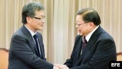 El enviado especial de EEUU sobre Corea del Norte visita Tailandia para discutir más presión sobre Pyongyang.