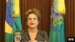 EL APOYO A LA PRESIDENTA BRASILEÑA SIGUE EN UN ESCASO 9%, SEGÚN SONDEO