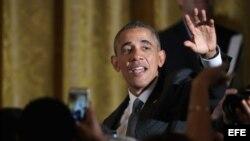 El presidente Obama viajará a Cuba el 20 y 22 de marzo.