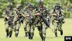 Más de 16 mil personas en 40 países han sido entrenadas por las fuerzas de seguridad colombianas.