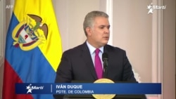 Gobierno colombiano protegerá a migrantes venezolanos