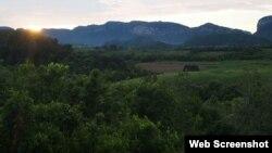 Reporta Cuba. Valle de Viñales, Pinar del Río. Youtube.