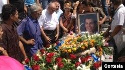 Diplomacia española continúa trabajando por la situación de Angel Carromero