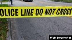 Autoridades policiales dijeron que está en curso una investigación sobre el trágico hecho.