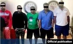 Cuatro cubanos y un mexicano fueron detenidos en relación con el secuestro con aparentes fines de extorsión de más de tres decenas de isleños en Cancún.