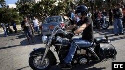 Cuba Harley Davidson