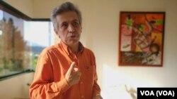 Freddy Guevara Romero, padre el dirigente opositor venezolano Freddy Guevara