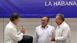 Entrevistas con embajador Myles Frechette y en Mexico Jose Rolando Casares y Rolando Ferrer.