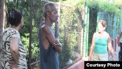 """""""Masó"""", policía al que le robaron la pistola en La Habana. (Foto cortesía de Cubanet)."""