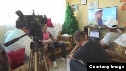 Periodistas de la agencia independiente Palenque Visión han sido hostigados por el régimen cubano por su labor al margen de la prensa oficial. (Archivo)
