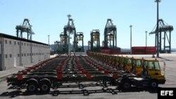 El Puerto del Mariel contó con una financiación de $682 millones del Banco Nacional de Desarrollo Económico y Social de Brasil.