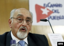 El secretario ejecutivo de la Mesa por la Unidad Democrática de Venezuela, Ramón Darío Molinary.
